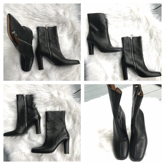 Bally Shoes - ❤ ❤️BEAUTIFUL BALLY leather ankle heeled boots e957db4211